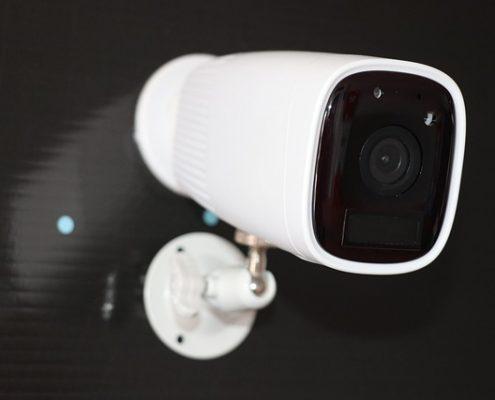 מערכות ממוחשבות למצלמות אבטחה במעגל סגור